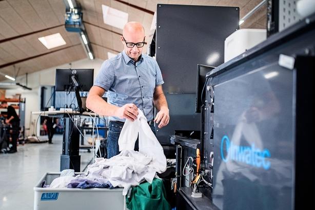 Vækstsucces: Fynsk robot finder tuschen i vasketøjet