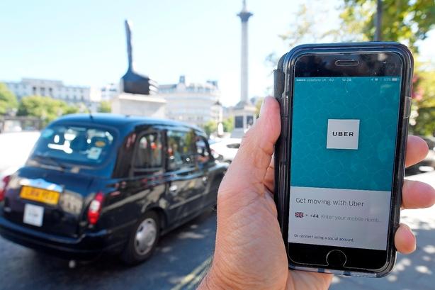 Lad os hjælpe Uber med at oversætte den danske model