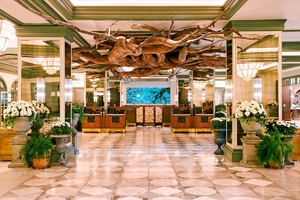 Kan man lave et smagfuldt hotel i Las Vegas?