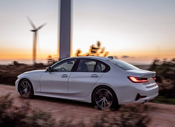 140.000 grønne biler fra BMW
