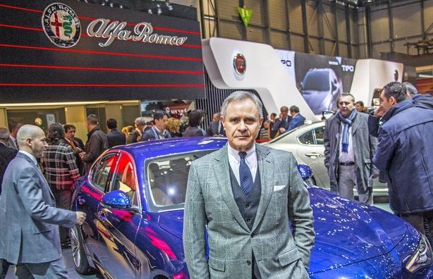 Alfa Romeo-chef: Ja, jeg vil gerne i Formel 1