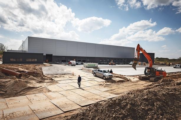 Udenlandske milliarder på vej til danske logistikcentre