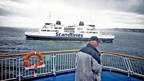Scandlines på skrump efter frasalg af Sverige-færgerne