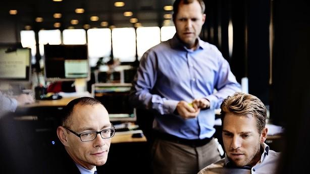 Et gearskifte kan koste investorer udbyttet