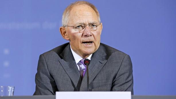 Schäuble: Aftalen er et problem for grækerne