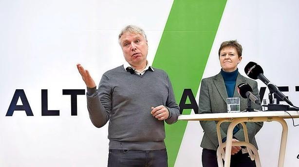 Elbæks parti er meget tæt på spærregrænsen