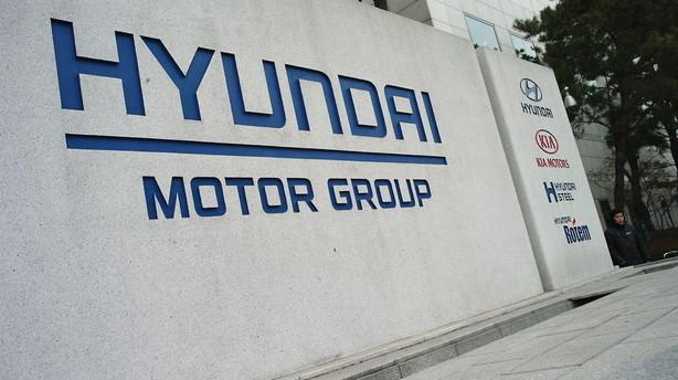 Højt spil: Helt skæv pris på Hyundai