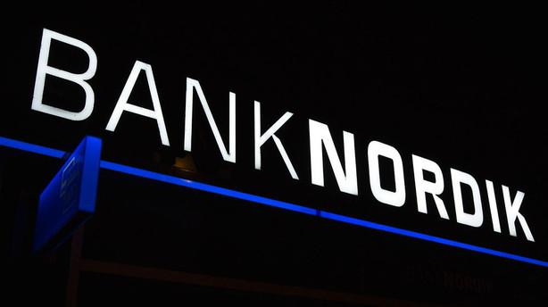 Højt spil: Optur for bankaktier er kørt udenom Banknordik