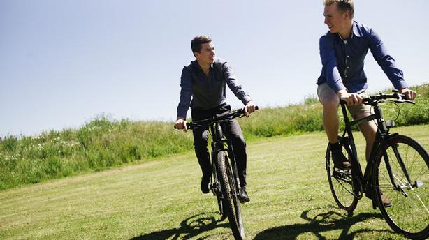 Cykeldrenge klar til at rulle vinderprojekt til udlandet