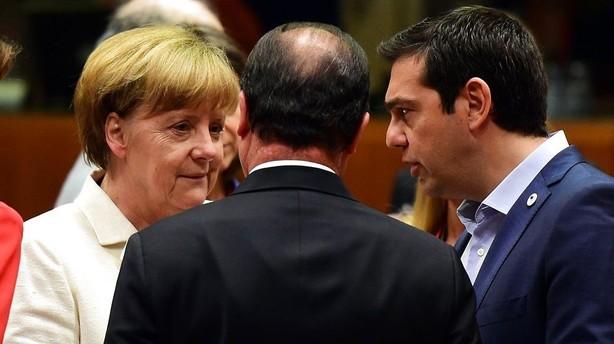 Tysk krav om græsk pant for 373 mia kroner