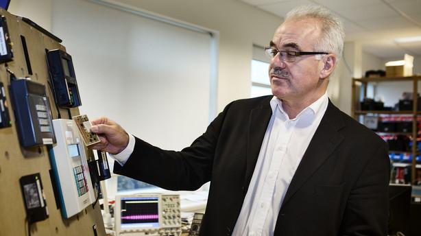 """Dansk kortproducent jagter milliarden: """"Vi kan matche Fingerprint"""""""