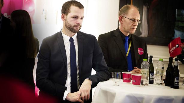 Radikale til Løkke: 15.000 job i skattereform