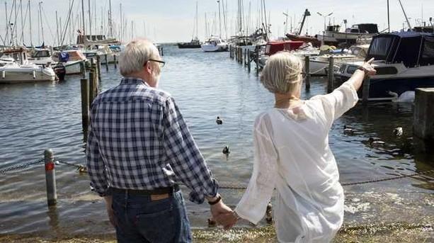 Så mange årslønninger skal du spare op til det søde pensionistliv