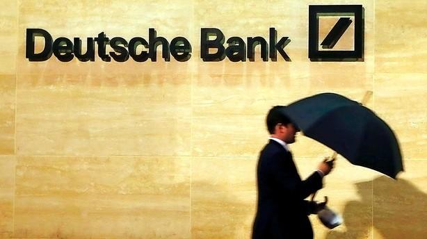 Højt spil: Sæt turbo på Deutsche Bank