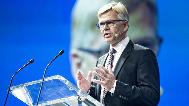 Niels Lunde: Selv en lille lobbyist kan være synlig