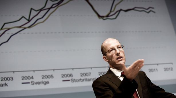 Ultralav inflation i ti år presser bankerne