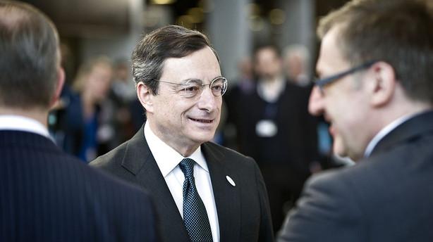 Draghis bazooka skyder huller i pensioner