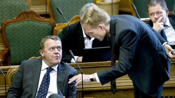Politikere: Slå koldt vand i blodet Thulesen Dahl