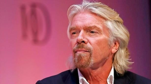 Branson: Vi taber mia i Kina-investeringer