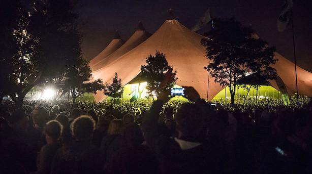 3 føler sig snigløbet af Roskilde Festival