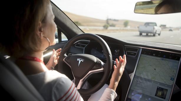 Din bil har nærstuderet dig - og nu vil alle have fat i dataerne