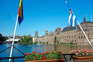 Haag er rig på det hele