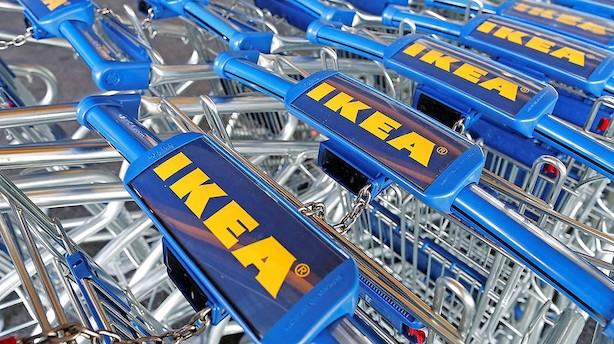 Ikea er investor i konkurstruede Hesalight