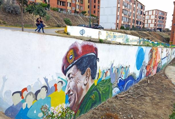 Socialismens slutspil i Venezuela
