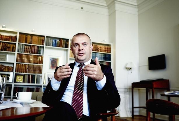 Corydon lover mere blå politik