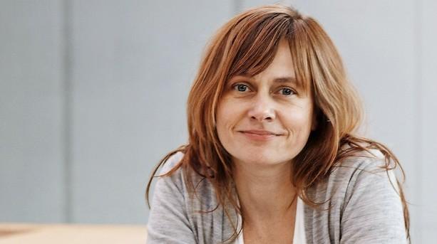 Vibeke Fonnesberg Schmidt er inspireret af basaltklipper og Star Wars
