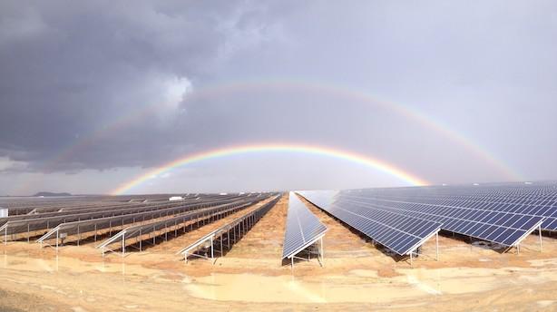 Norsk solenergiaktie får dollartegnene frem i analytikernes øjne