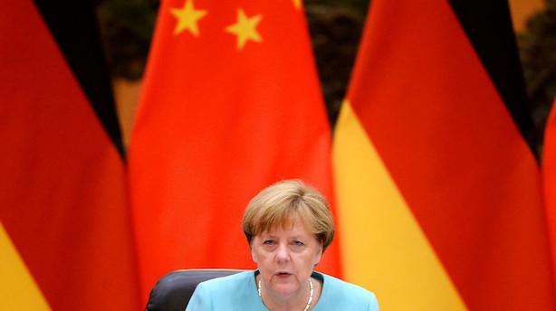 Kronik: Lad os inspirere af tysk Kina-politik