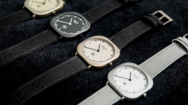 Tre råd fra den erfarne iværksætter: Mark skal bygge sin virksomhed på den opritige interesse for ure