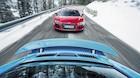 Kør Porsche i sneen: Mine kinder bliver hule, øjnene vokser og samtlige muskler spænder