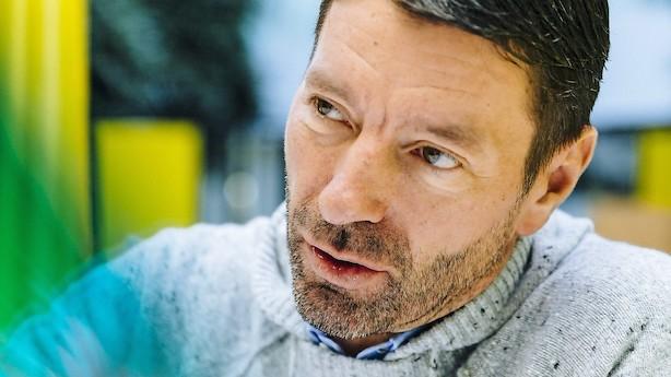 Adidas' danske topchef efter rekordår: Det er ikke godt nok