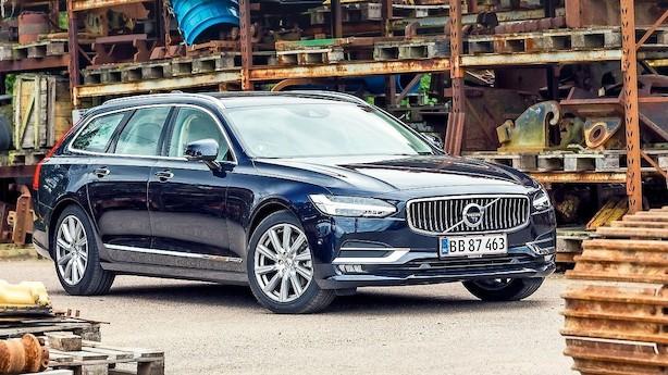 Nu holder Volvo værdien lige så godt som de tyske biler