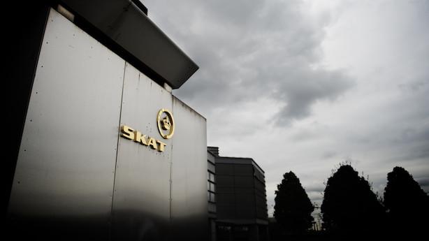 Kronik: Bekymrende at Skat kan kræve persondata udleveret af private firmaer