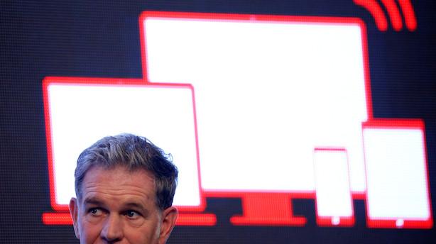 Højt spil: Netflix viser tegn på stort hop