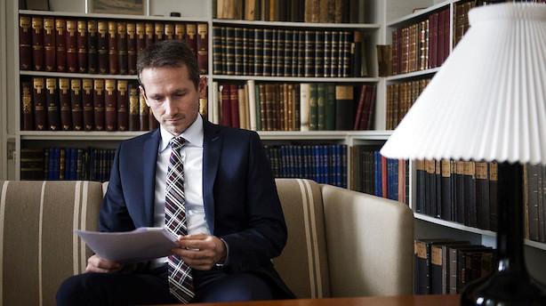 David Dreyer: Lær om adfærd og få tusindvis i job, finansminister