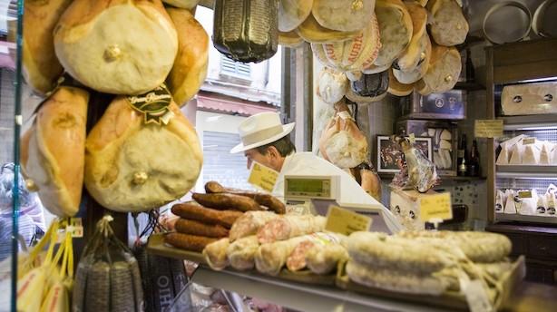 Bologna - madglædens og feinschmeckernes by