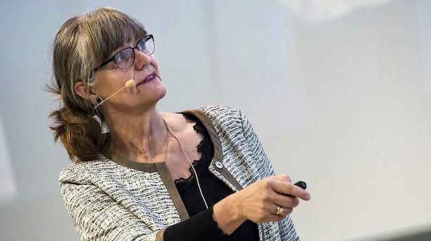 Nina Smith om kampvalg i Nykredit: Tonen er ikke køn