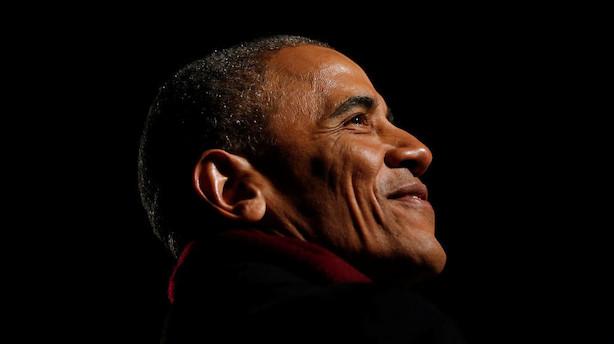 Kronik: Obama var en middelmådig præsident