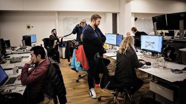 Startede i Morten Lunds garage: Nu er Tradeshift 4 mia. værd