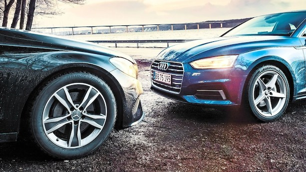 Duel: Tyske coupéer på langtur