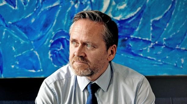 """Børsen mener: Samuelsens """"tekplomati"""" er et kreativt badutspring"""