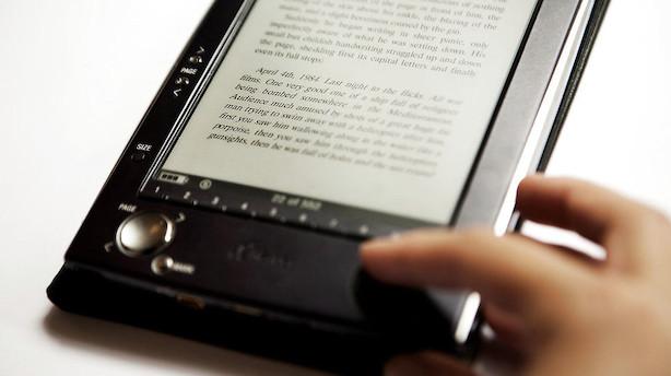Kronik: Overlad streaming af bøger til private aktører