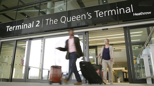 Brexit satte skub i rejselysten