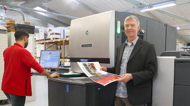 Sønderjysk virksomhed erstattede de digitale annoncer med breve - så steg omsætningen 25 pct