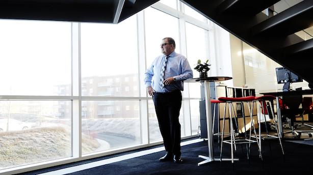 Bankboss gør klar til nye regler:
