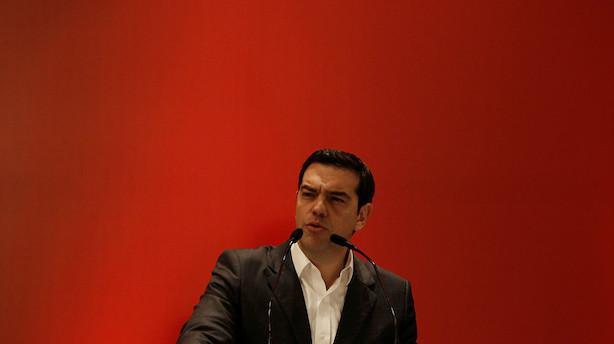 Debat: I dag bør finansministrene afskrive grækernes gæld